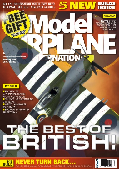 Model Airplane International - February 2019