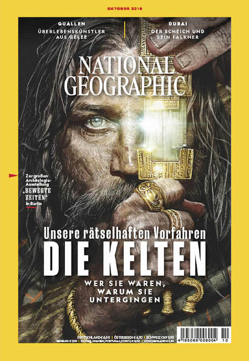 National Geographic Germany - Oktober 2018