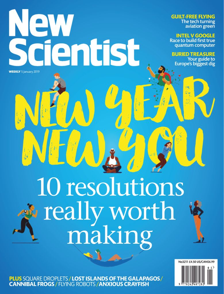 New Scientist International Edition - January 05, 2019