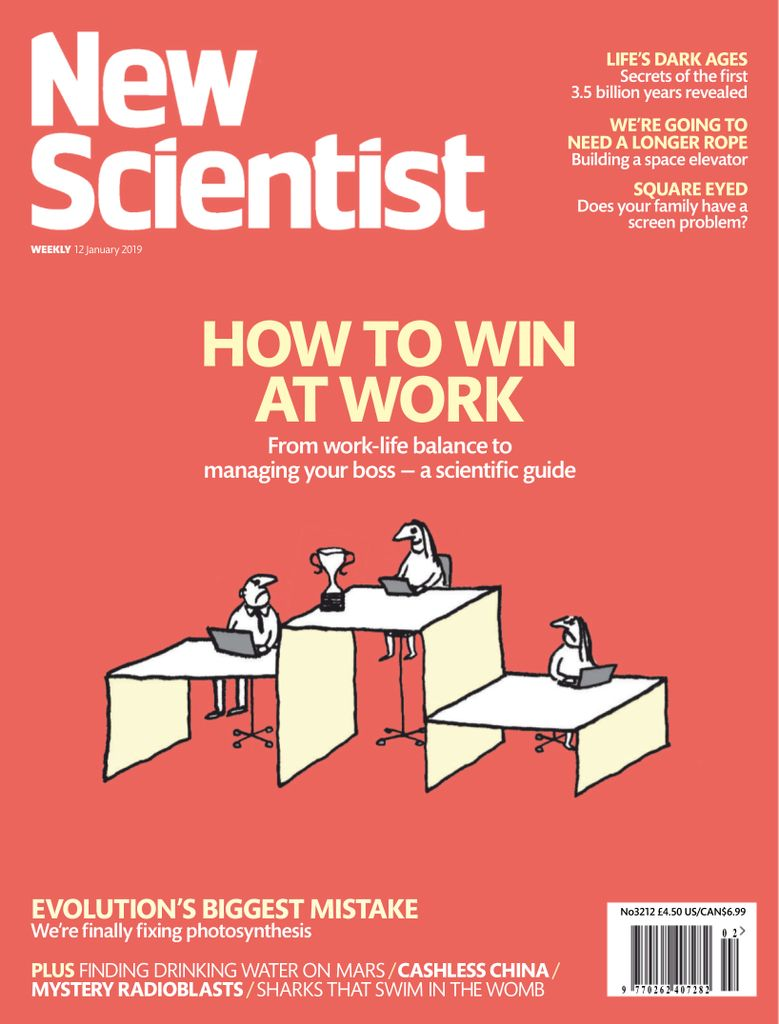 New Scientist International Edition - January 12, 2019