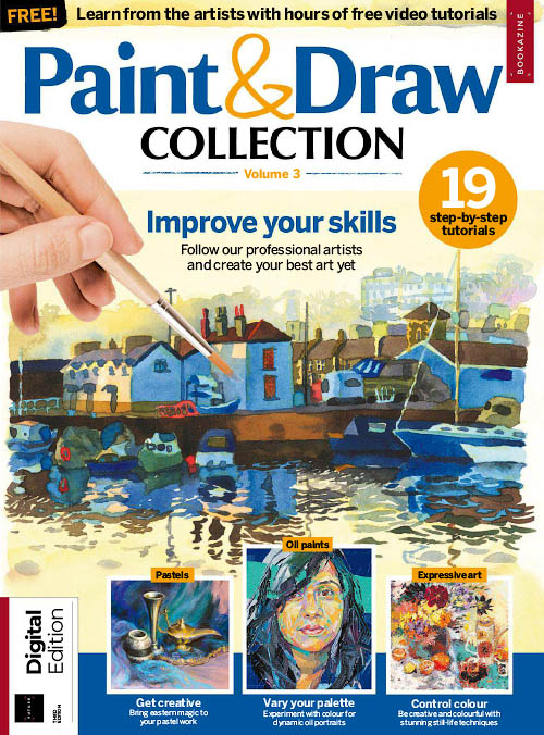 Paint & Draw Collection – Volume 3, 2018