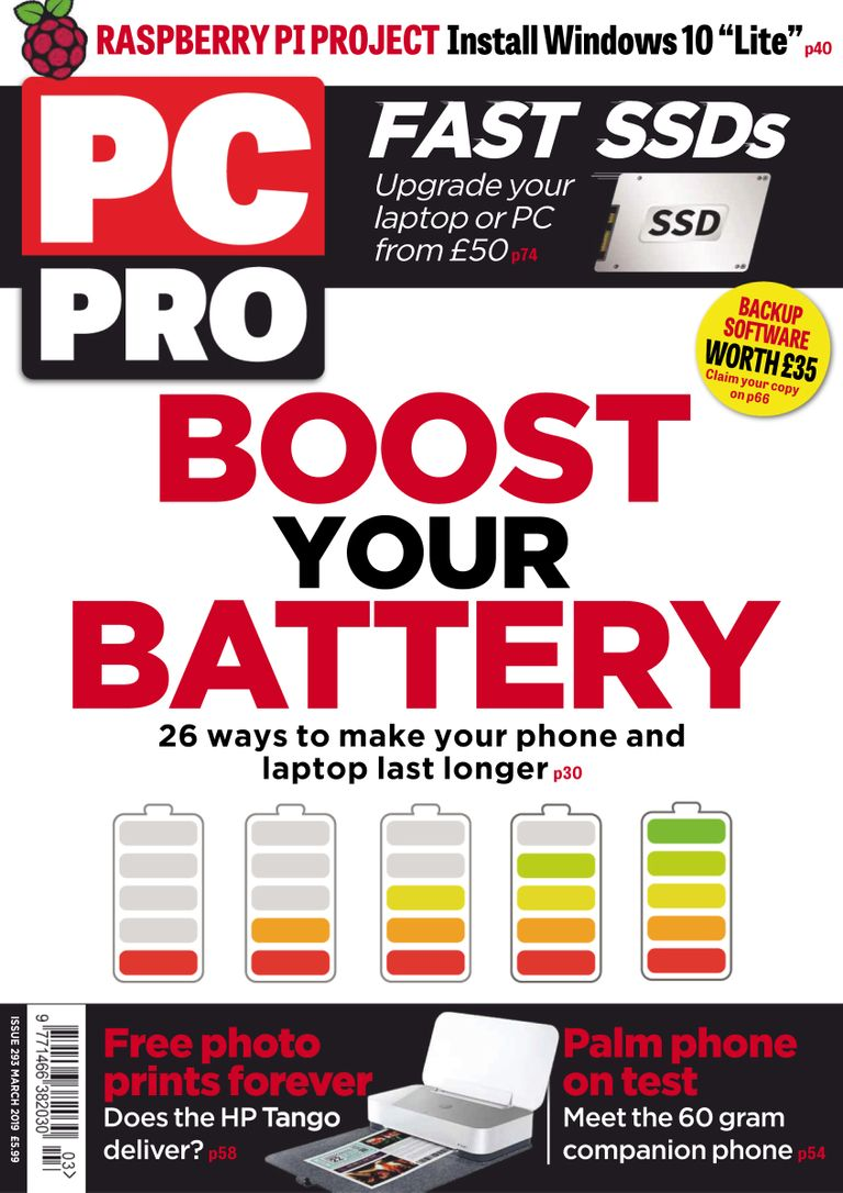 PC Pro - March 2019