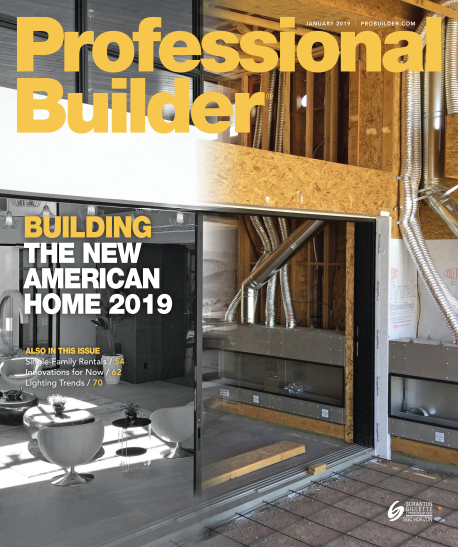 Professional Builder - January 2019