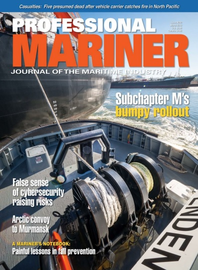 Professional Mariner - March 2019