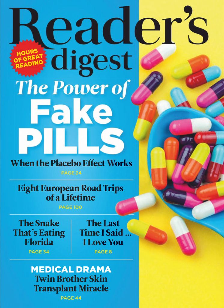 Reader's Digest Australia & New Zealand - February 2019