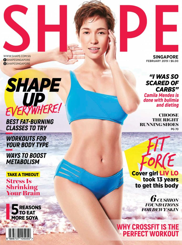 Shape Singapore - January 2019