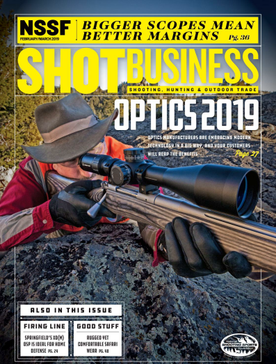 Shot Business - February/March 2019