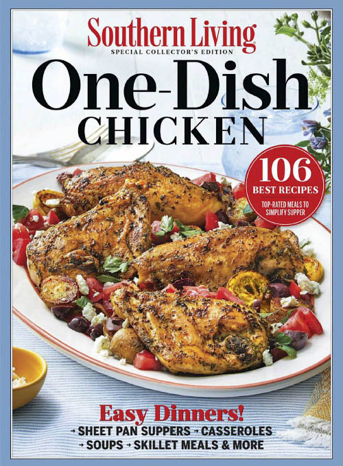 Southern Living Bookazines – One Dish Chicken 2018