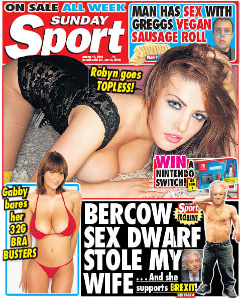 Sunday Sport – January 13, 2019