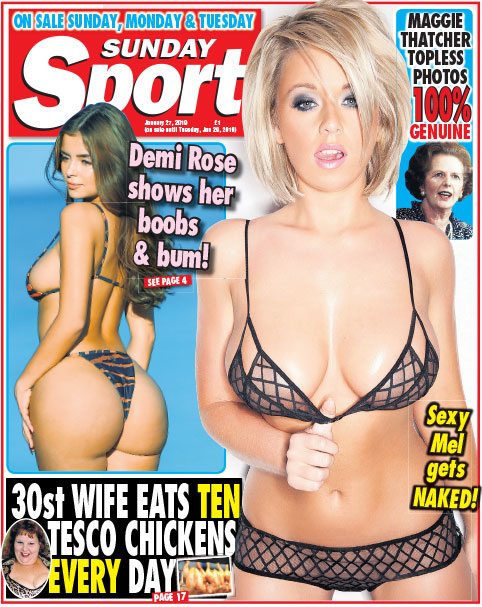 Sunday Sport – January 27, 2019