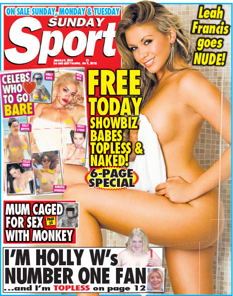Sunday Sport – January 6, 2019