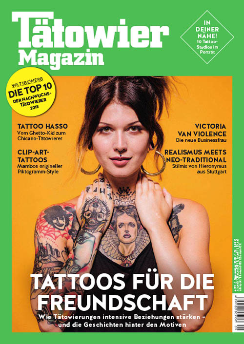 Tätowier Magazin - September 2018