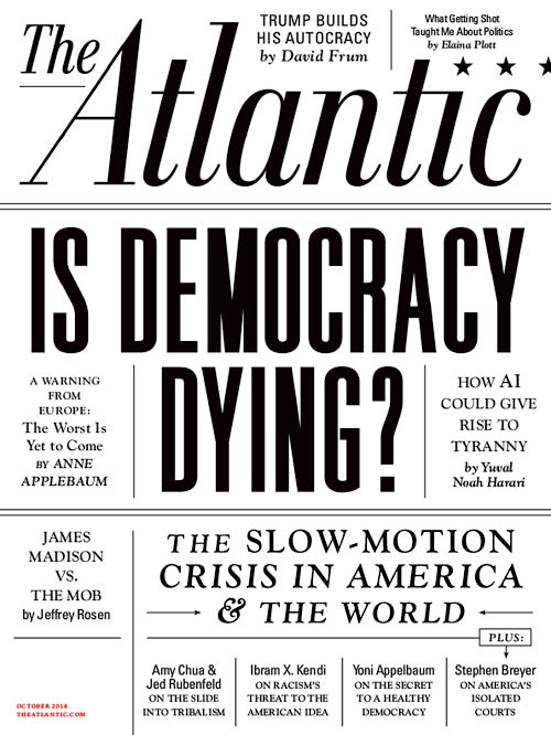 The Atlantic - October 2018