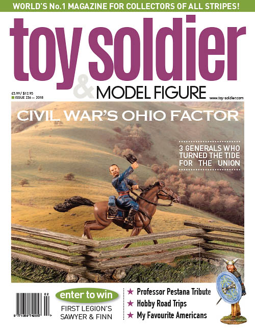 Toy Soldier & Model Figure – September 2018