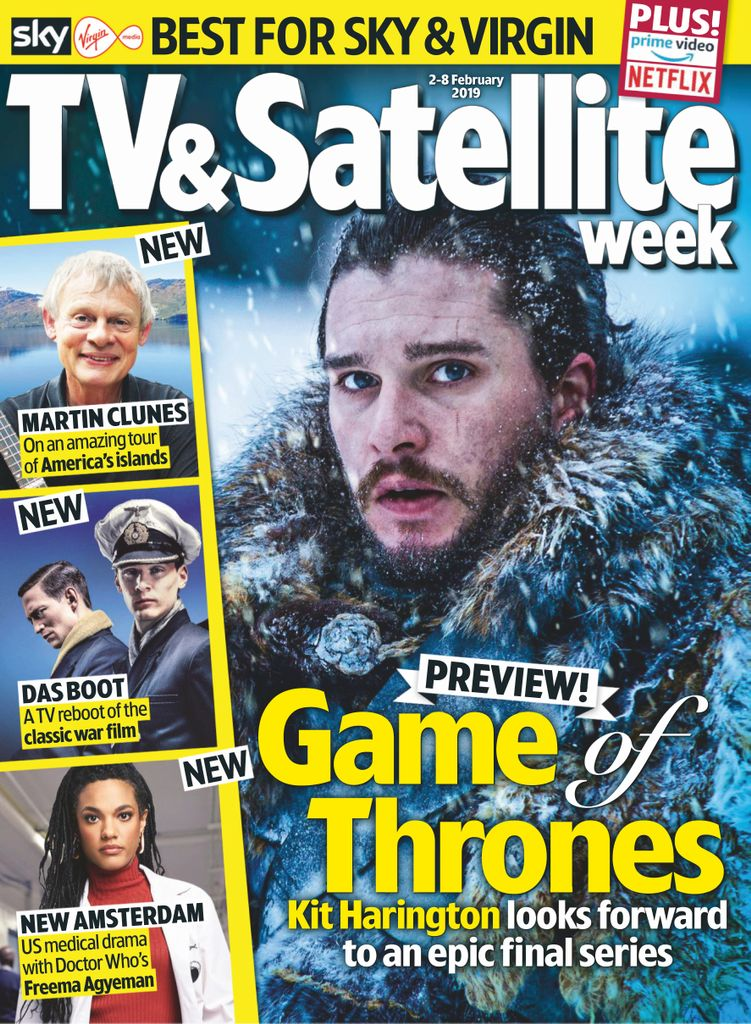 TV & Satellite Week - 02 February 2019