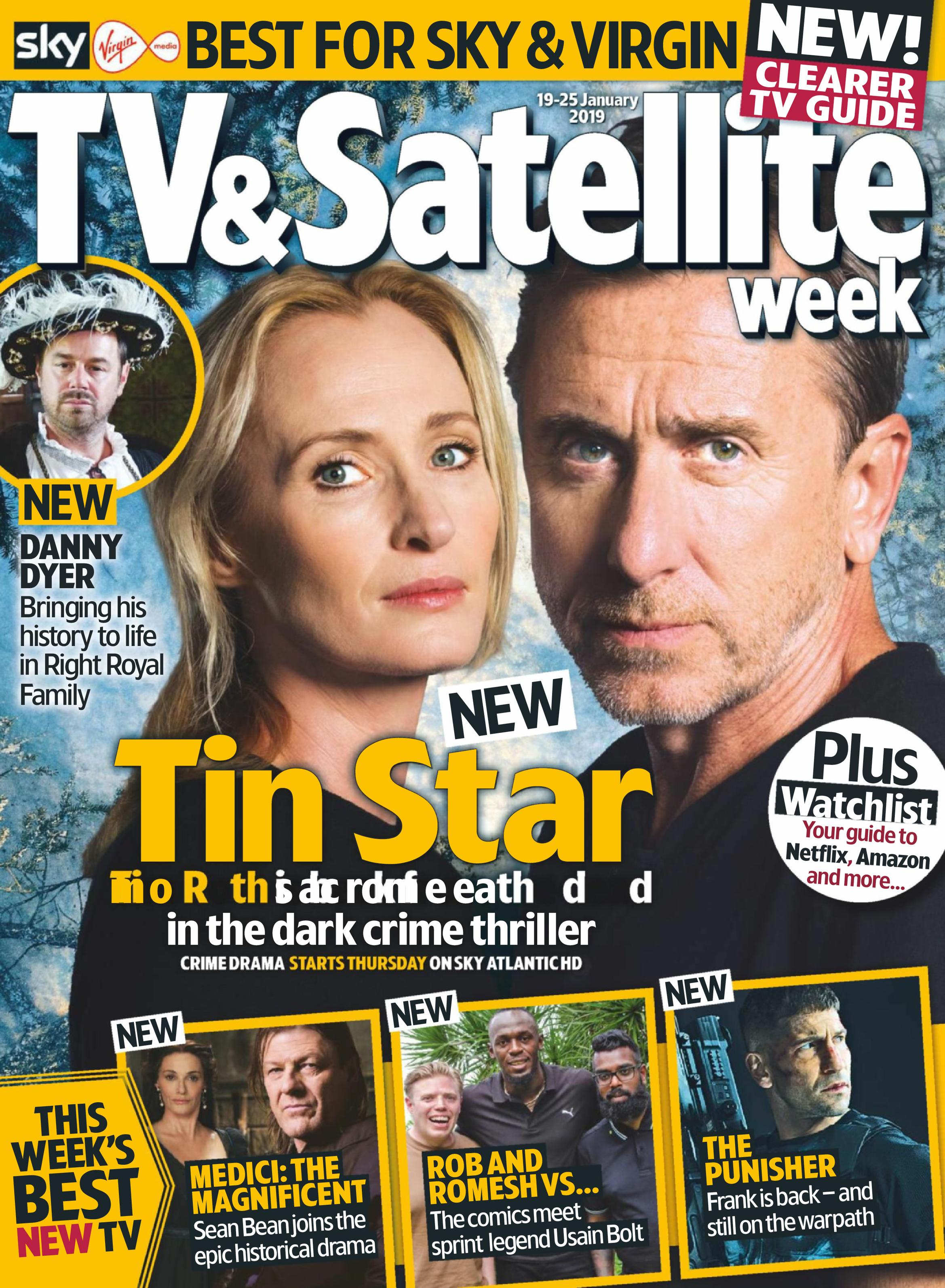 TV & Satellite Week - 20 January 2019