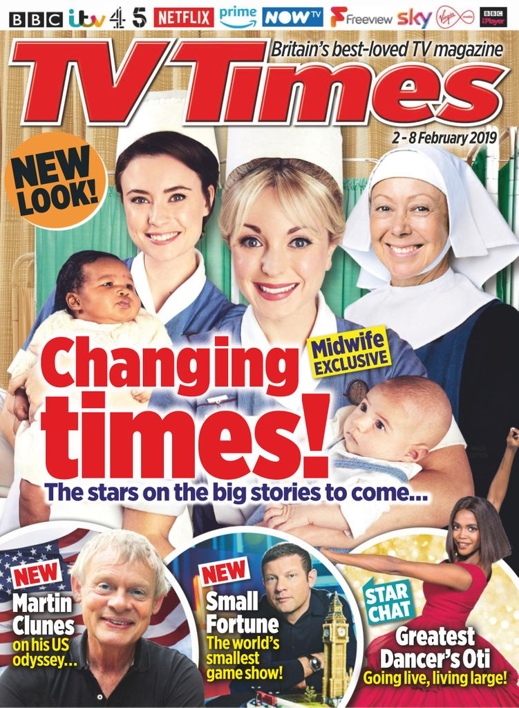 TV Times - 02 February 2019