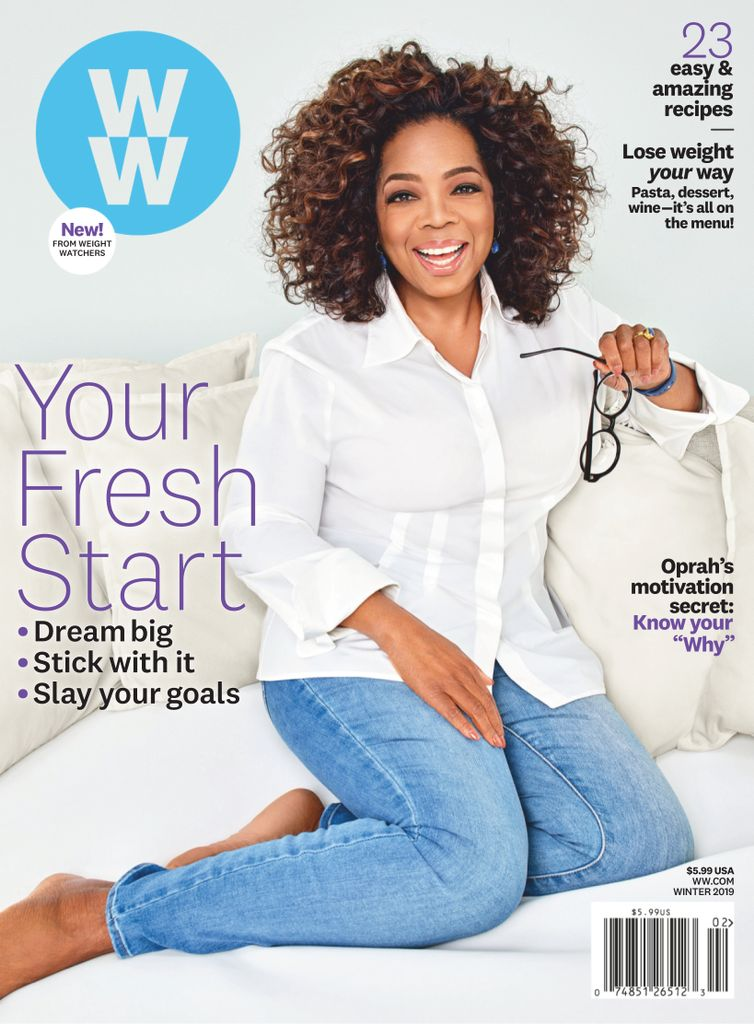 Weight Watchers USA - January/February 2019
