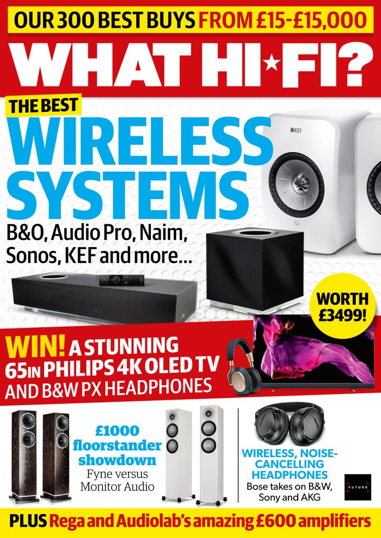 What Hi-Fi? UK - February 2019