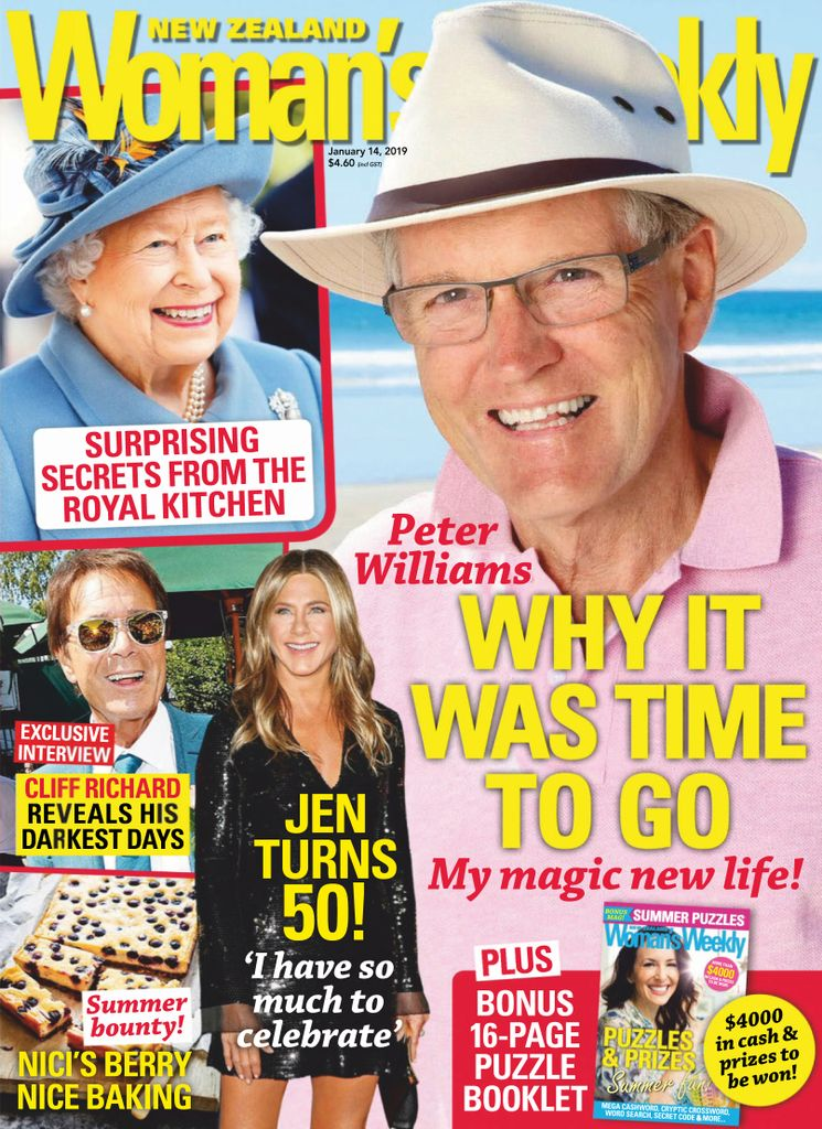 Woman's Weekly New Zealand - January 14, 2019