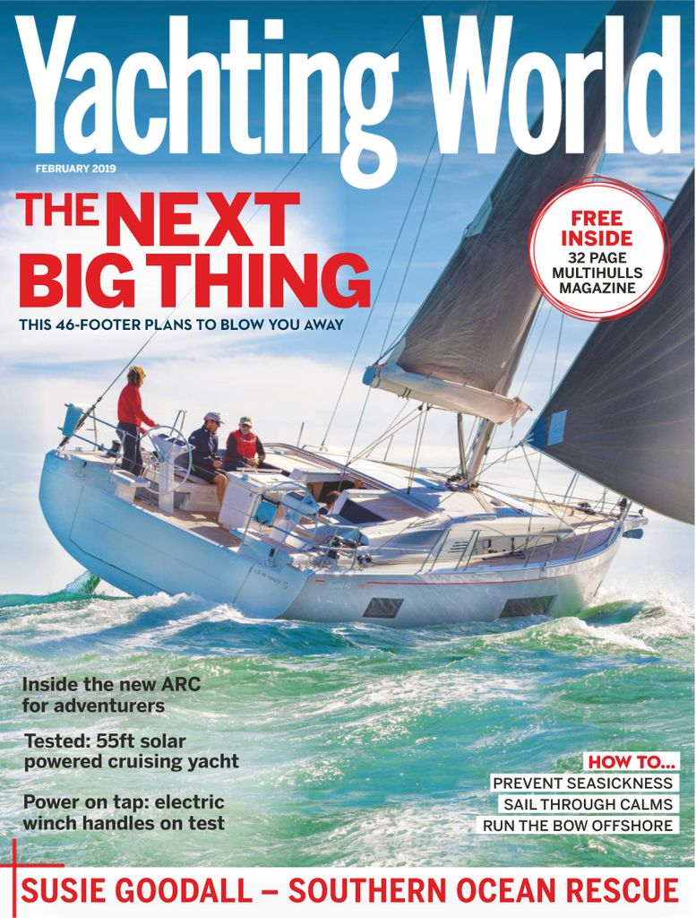 Yachting World - February 2019