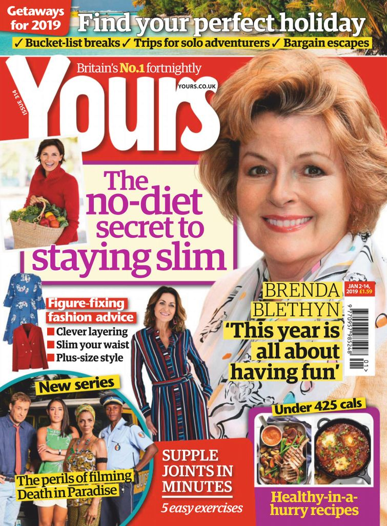 Yours UK - 07 January 2019