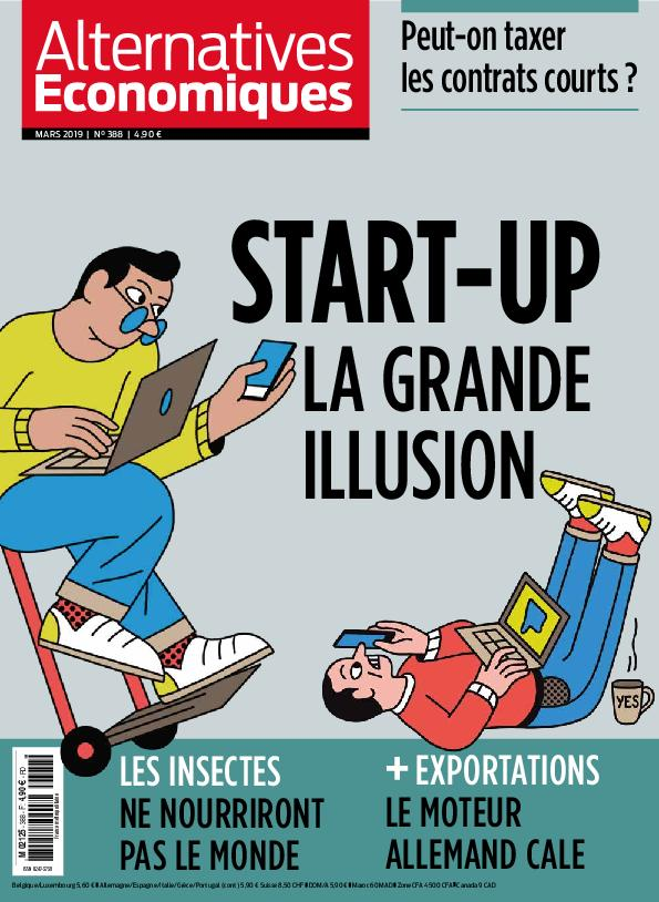 Alternatives Economiques - mars 2019
