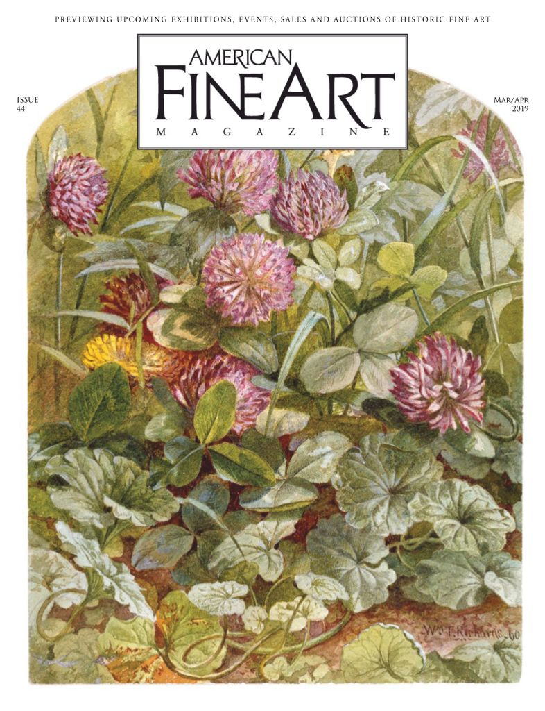 American Fine Art - March/April 2019