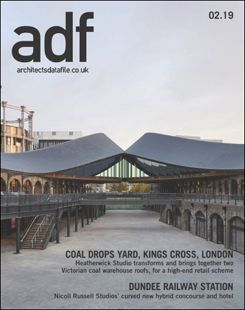 Architects Datafile (ADF) - February 2019