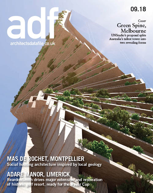 Architects Datafile (ADF) - September 2018