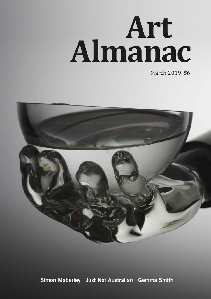 Art Almanac - March 2019