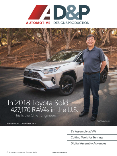 Automotive Design and Production - February 2019