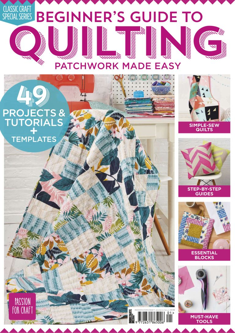 Beginner's Guide to Quilting – January 2019