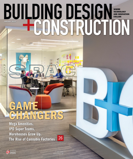 Building Design + Construction - January 2019