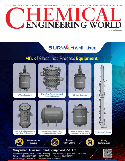 Chemical Engineering World - January 2019