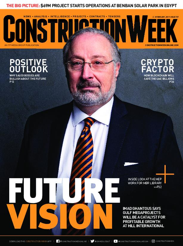 Construction Week Middle East – February 02, 2019