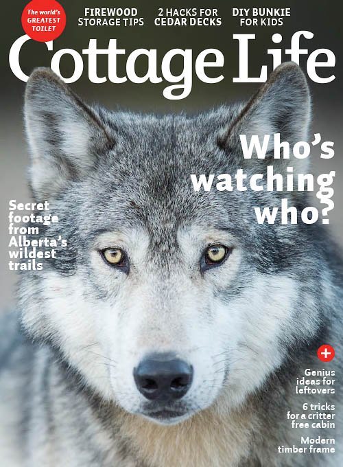 Cottage Life West – September 2018