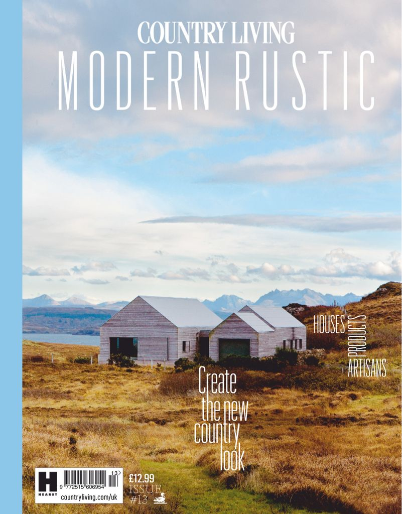 Country Living Modern Rustic – February 2019