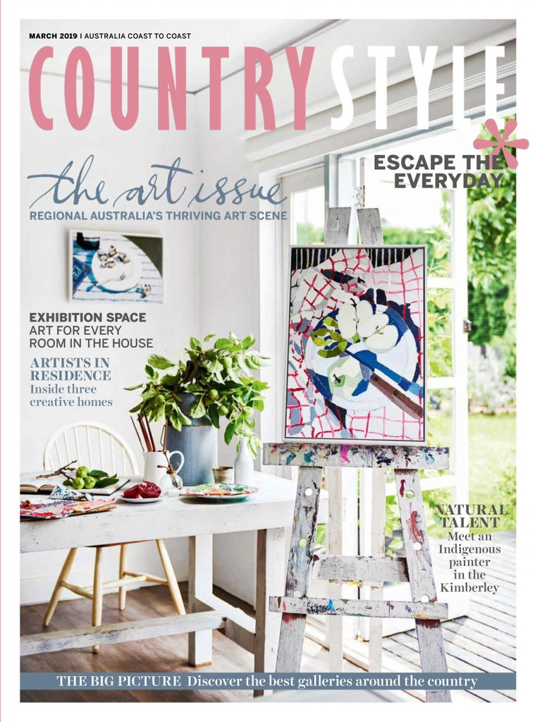 Country Style - March 2019