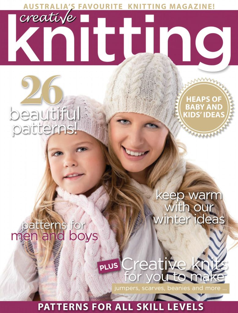 Creative Knitting - January 2019