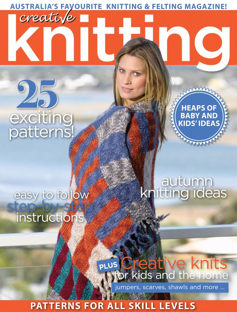 Creative Knitting - November 2018