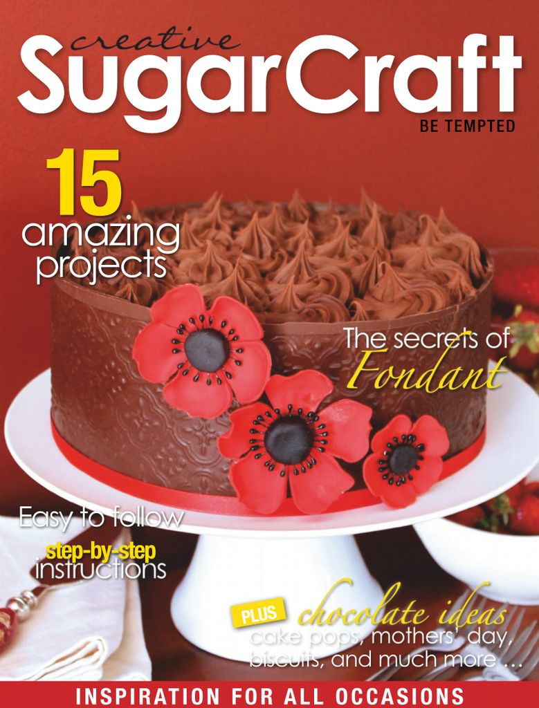 Creative Sugar Craft - February 2019