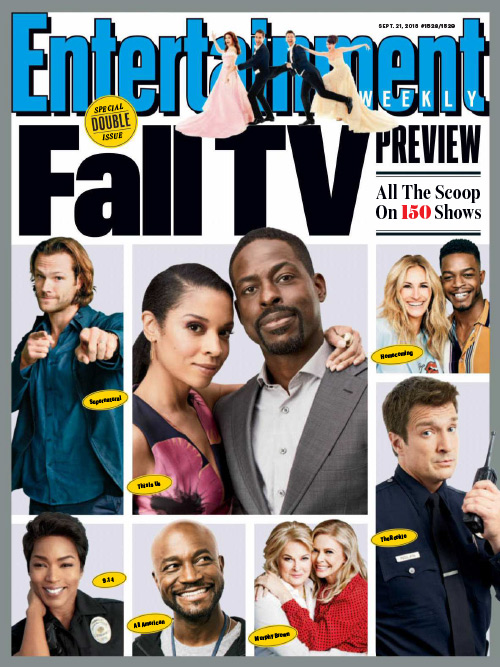 Entertainment Weekly - September 27, 2018