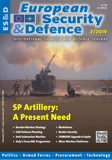 European Security and Defence - February 2019