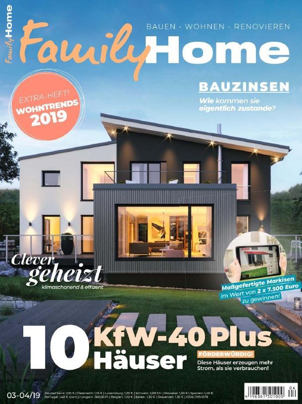 Family Home - März-April 2019