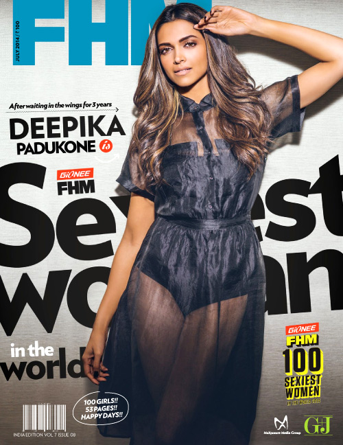 FHM India - July 2014