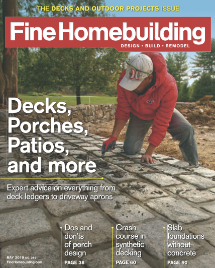 Fine Homebuilding - May 2019