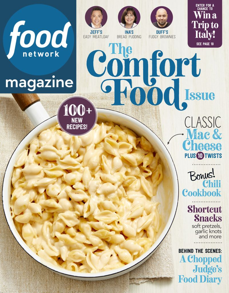 Food Network - March 2019