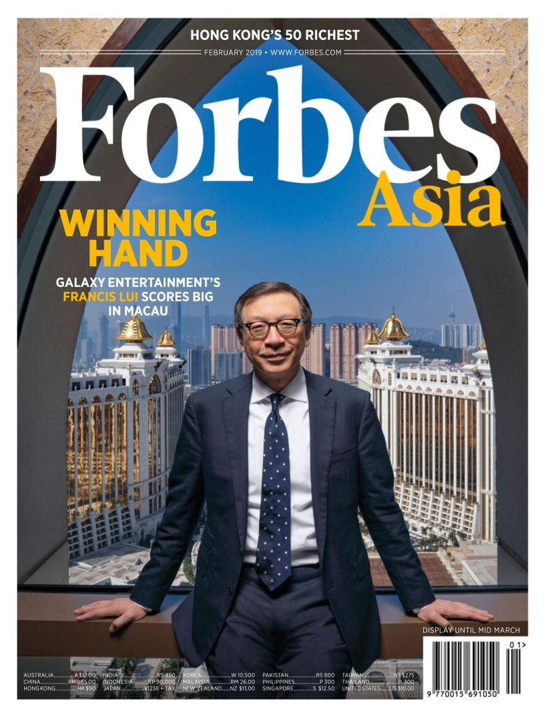 Forbes Asia - February 2019