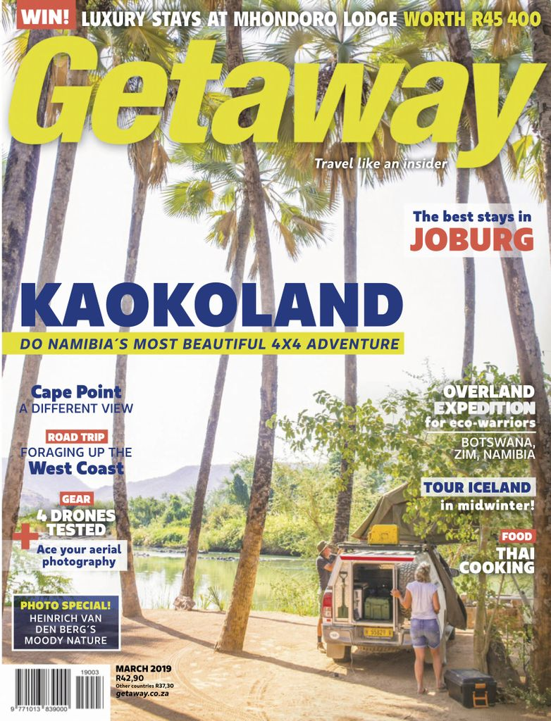 Getaway - March 2019